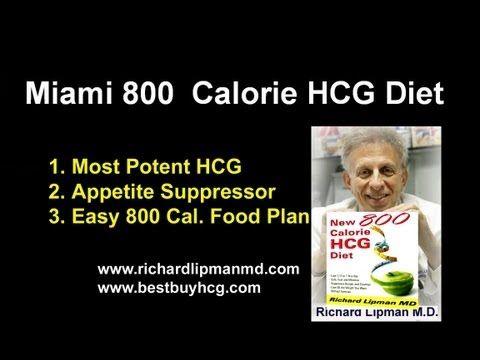 16 best Dr Lipman's HCG DIET 800 Calorie HCG PROTOCOL ...