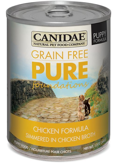 Canidae Pure Elements Puppy Can Dog Food 12/13oz