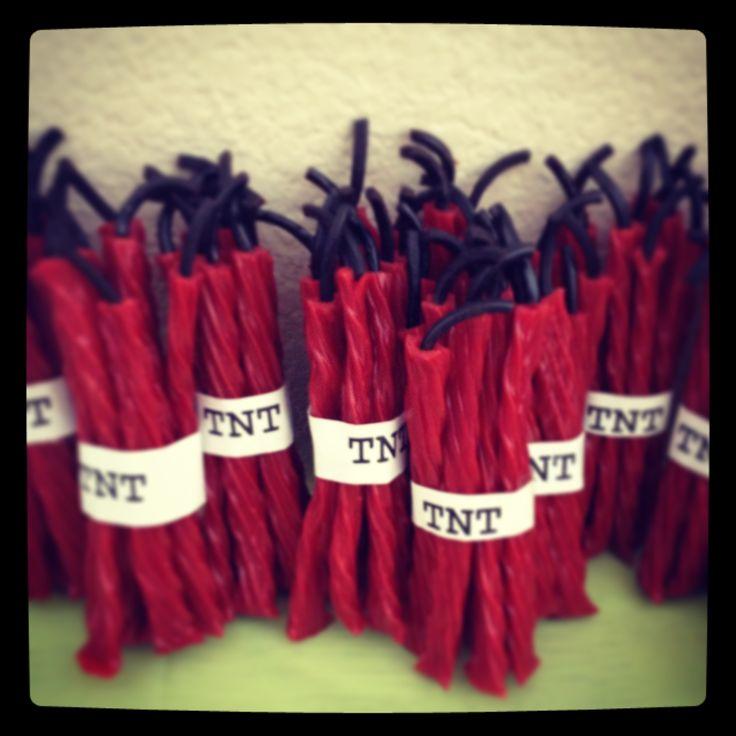Minecraft TNT bundles