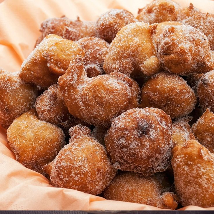 This recipe is for yummy and sweet Croatian donuts.                                                                                                                                                                                 More