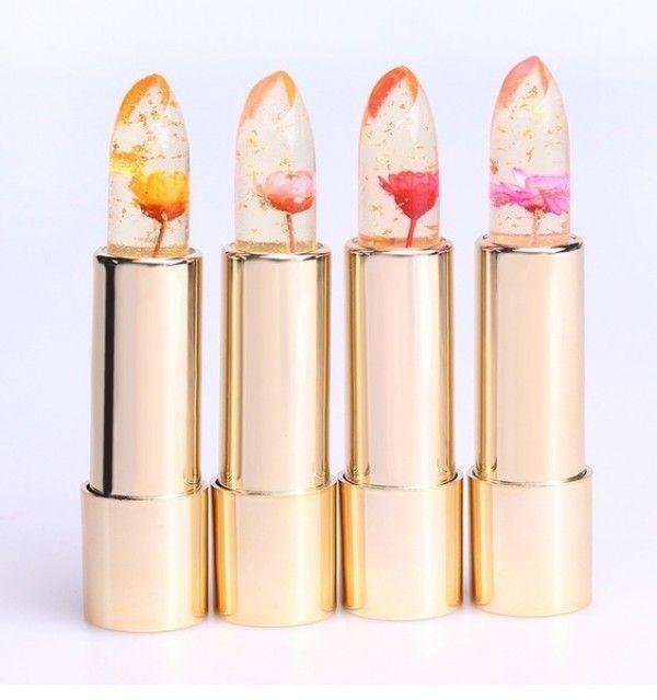 Los nuevos labiales 'Flower Jelly', la nueva obsesión de todas las 'makeup lovers'