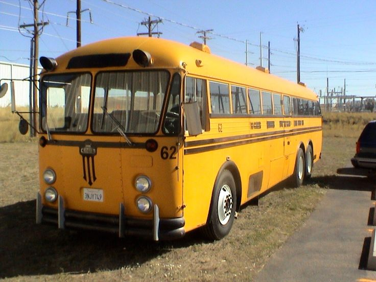 Blue Bird Bus >> Started conversion Sept 2003 1st pic 1963 Crown Bus Kern County School District #62 | Building a ...