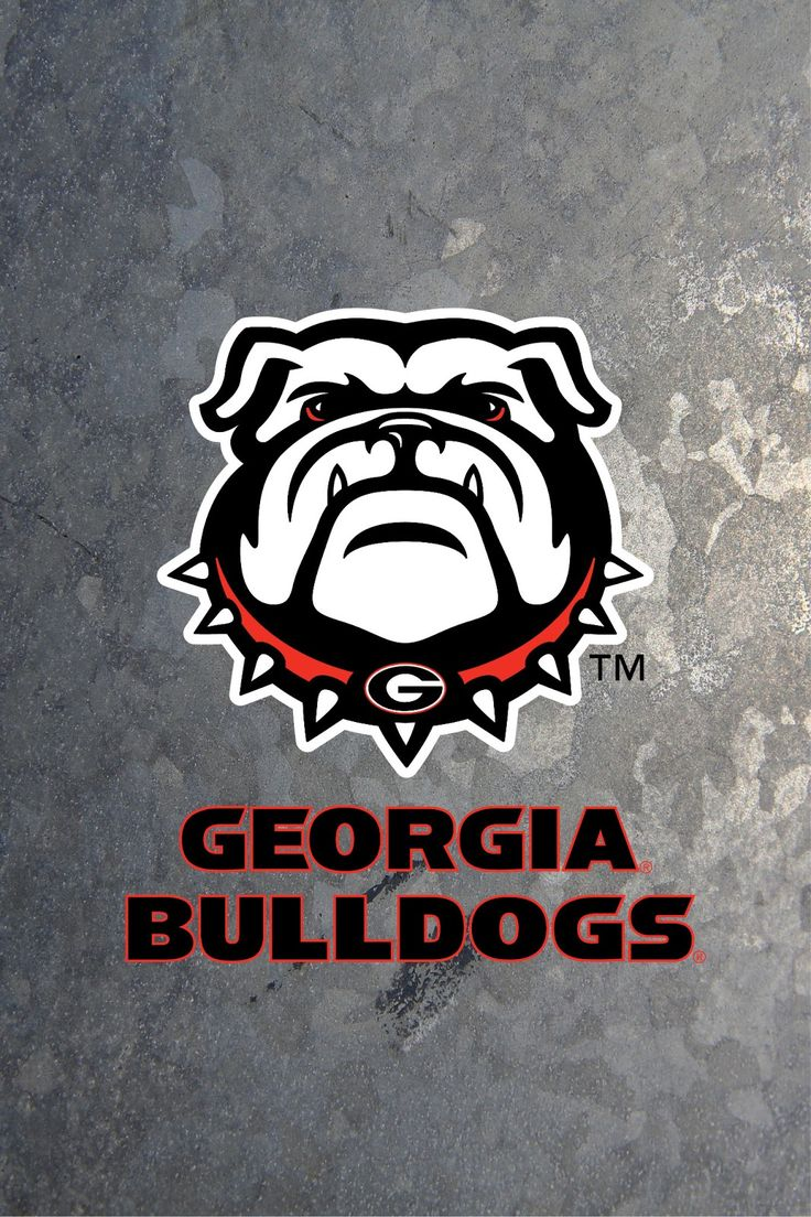 UGA Wallpapers Wallpaper Bulldog flag, Bulldog wallpaper