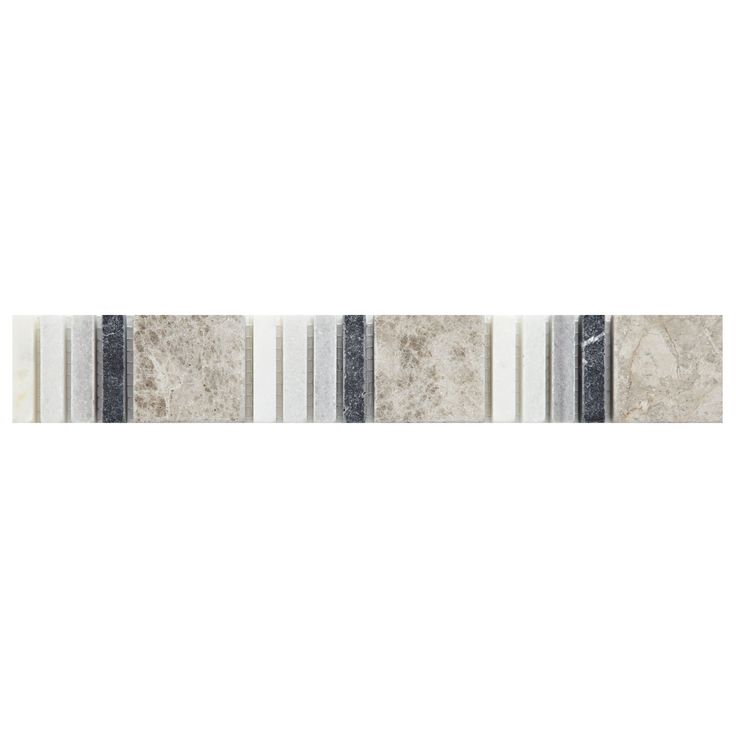 Levanto White Ceramic Wall Tile Pack Of 10 L 250mm W: 10 Best Ideas About Border Tiles On Pinterest
