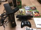 Microsoft Xbox 360 250GB Console Kinect Bundle - Tested With 5 NEW GAMES! WORKS