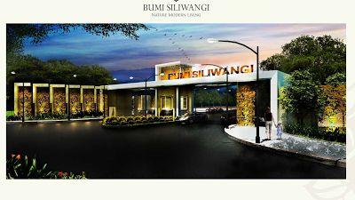 Perumahan Bumi Siliwangi Kawasan terpadu Bandung : Perumahan Bumi Siliwangi, Cluster Modern di Bandun...