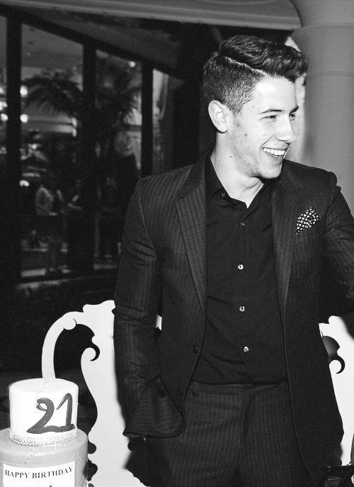 Nick Jonas #21