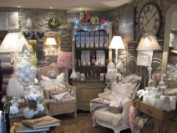 """Boutique """"Deco Charme"""" - Yvoire - Village Medieval Lac Leman"""