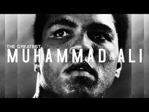 NOTHING IS IMPOSSIBLE - MUHAMMAD ALI