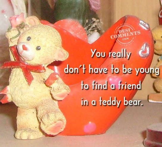 Love Quotes With Teddy Bear Images: 25 Best Teddy Bear Quotes Images On Pinterest