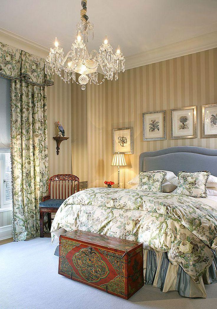 Camera da letto in stile vittoriano n.04