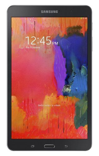 Samsung Galaxy Tab Pro 8.4-Inch Tablet (Black) Samsung,http://www.amazon.com/dp/B00HWMPRKM/ref=cm_sw_r_pi_dp_9Qnbtb0B4E52MFPP