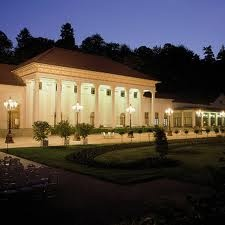 Visited Baden-Baden a lot when I lived in just the other side of the hill. Lovely place with lovely spas! This is the Kurhaus.
