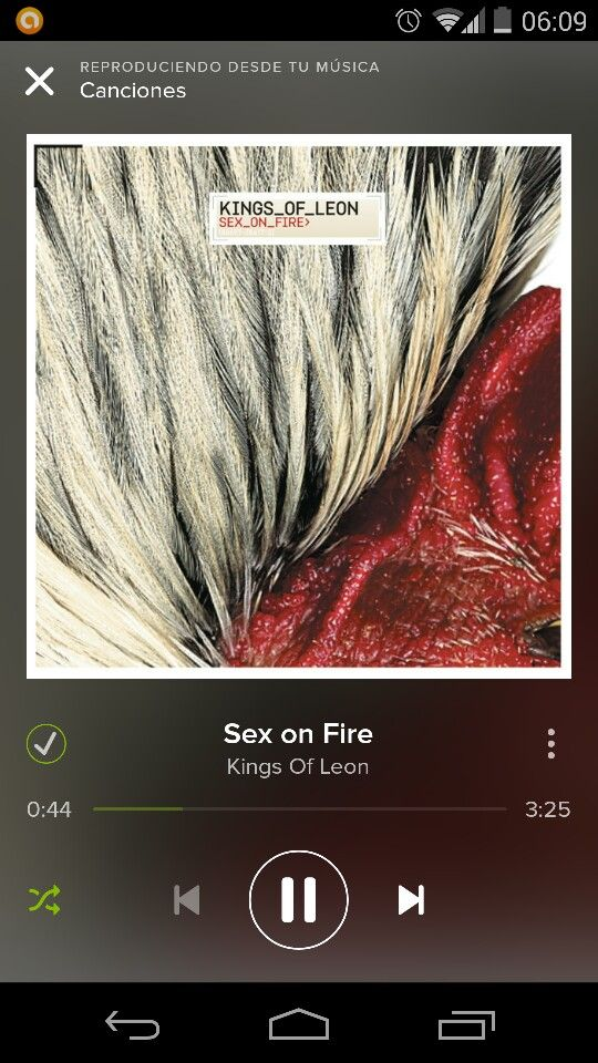 Kings of Leon - Sex is on Fire (JohnTenner Edit) by John_Tenner