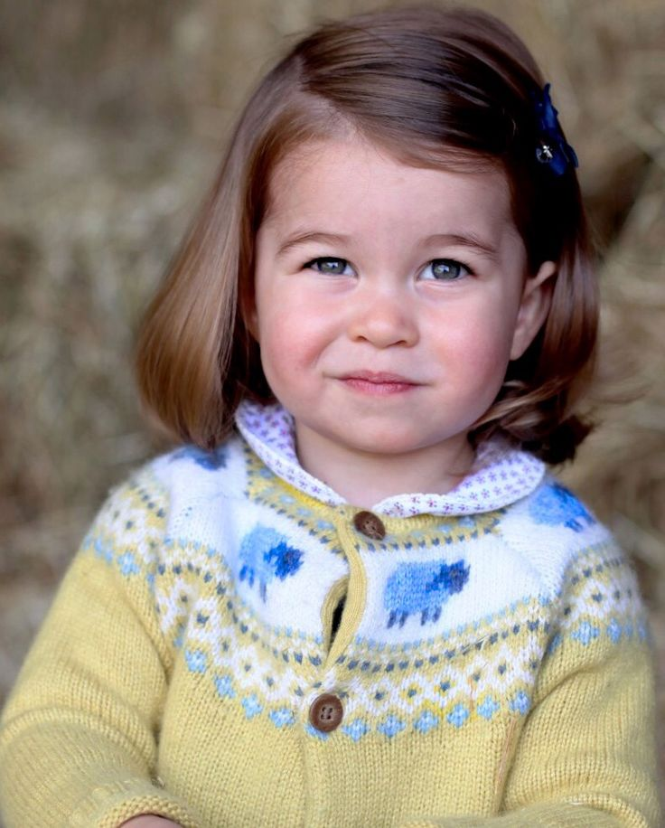 The Cambridges — royalcatherine:  Charlotte Elizabeth Diana