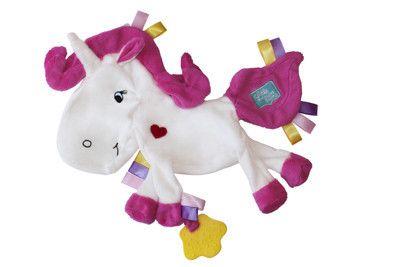 Comforter Taggie - Silver the Unicorn – Baby Luno