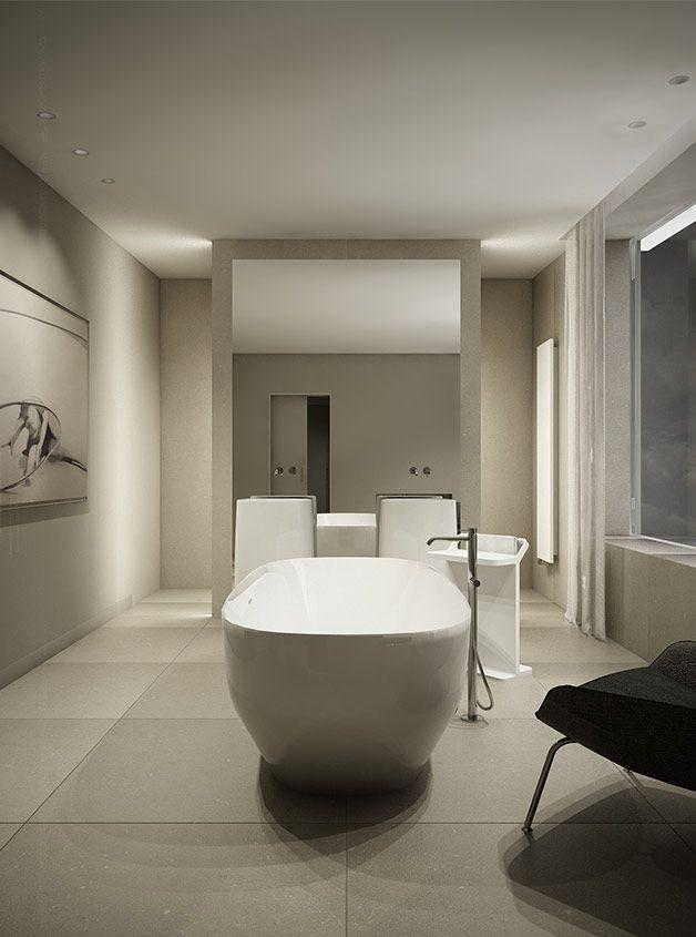 PULVA, minimalistic, interior design, minimal, modern, materials, home, homestyle, house, dom, light, details, texture, white, pure, black, bathroom, toilet, antonio lupi, cea design