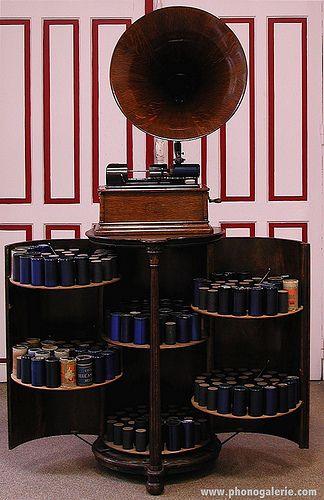 """Edison Phonograph """"Opera"""" 1911    #TuscanyAgriturismoGiratola"""