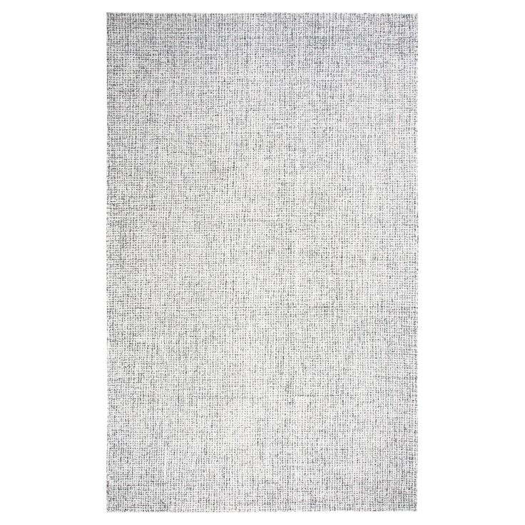 Solid Rug - Light Gray - (8'X10') - Rizzy Home, Lt Grey