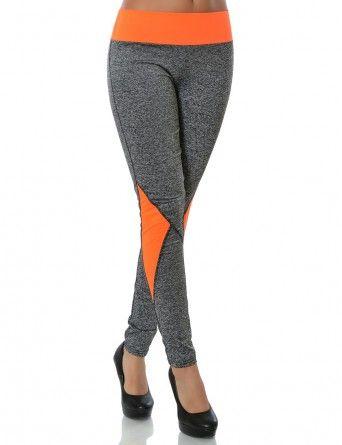 Damen Sport Hose Yoga Leggings Jogginghose Trainingshose (weitere Farben) No 13946