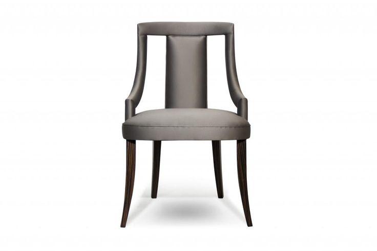 J. Emmanuel Armchair  #JE #JEmmanuel #Armchair #Modern #Luxury #GroupeLuxe