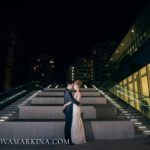The weather was perfect for Julia and Anthony's romantic summer wedding in Toronto Ontario. After shooting the couple's engagement photos back in the winter, I was thrilled to come up for warmer weather to take part in this beautiful wedding day!...