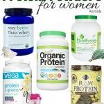 Protein powders are a fantastic way to get in some extra protein. Here are the 5 organic, plant-based protein powders for women!