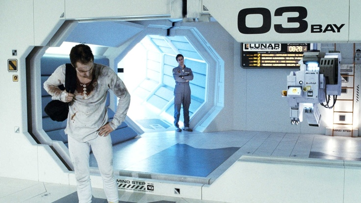 Moon; Duncan Jones (director), Sam Rockwell