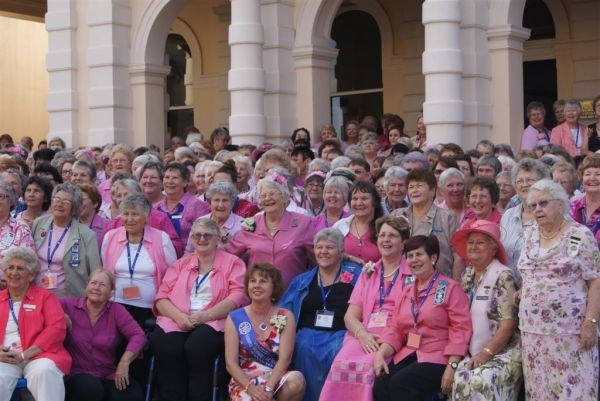 QCWA - Qld Country Womens Association provide a Rural Crisis fund for assistance during disasters