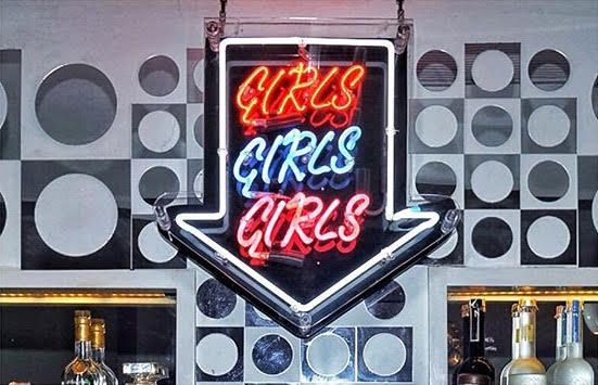 We're getting ready for the weekend down in pop! lounge bar.  http://luna2.com/lunafood-bars/pop-lounge-bar/  #Luna2life #Luna2 #Luna2studiotel #Bali #Seminyak #hotel #pop #loungebar #travel #girl #event #venue #nightclub #neon #art  #designhotels #design by #MelanieHallDesign