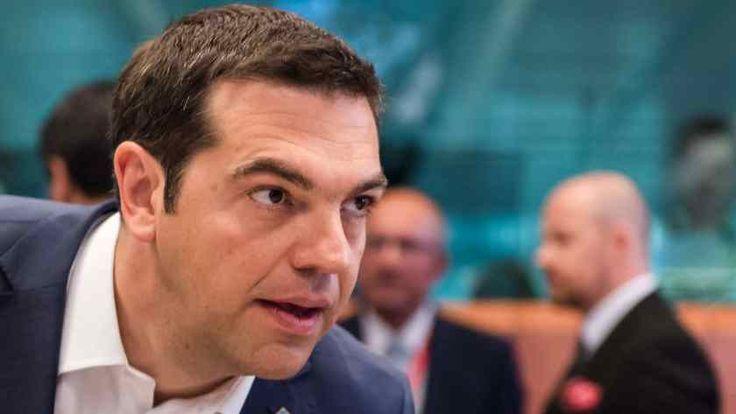 Griechenlands Ministerpräsident Alexis Tsipras lässt keinen Krach mit seinen Geldgebern aus