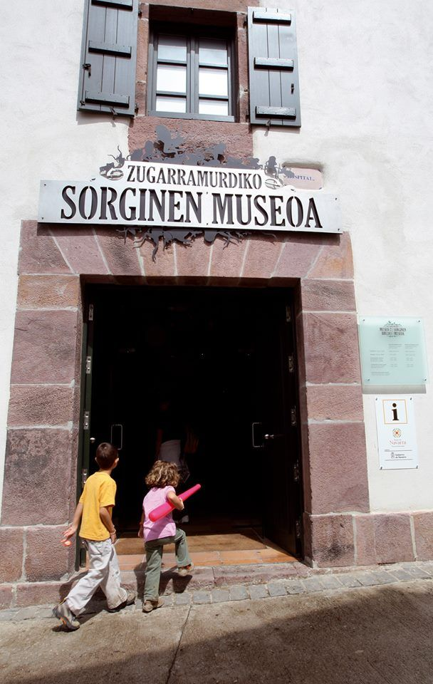 Entrada al Museo de las Brujas, Zugarramurdi #Navarra
