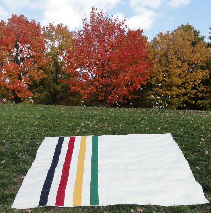 Quilt Matters: An HBC Point Blanket Quilt Of Your Own