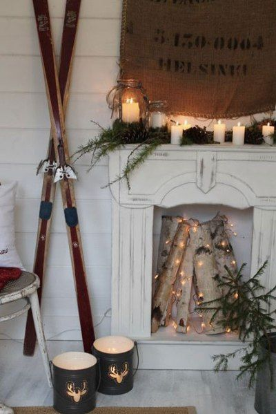 20 Chic and Festive Holiday Décor Ideas That Won't Make You Feel Basic   StyleCaster