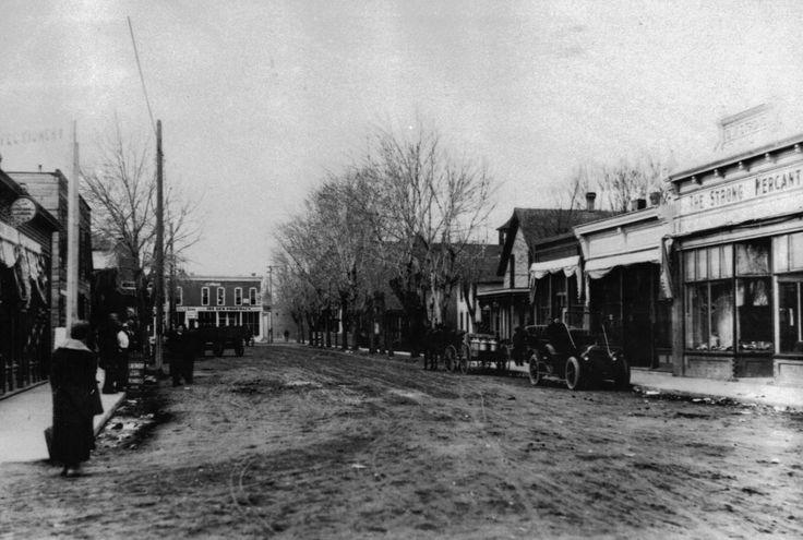 Historic Brighton, Colorado