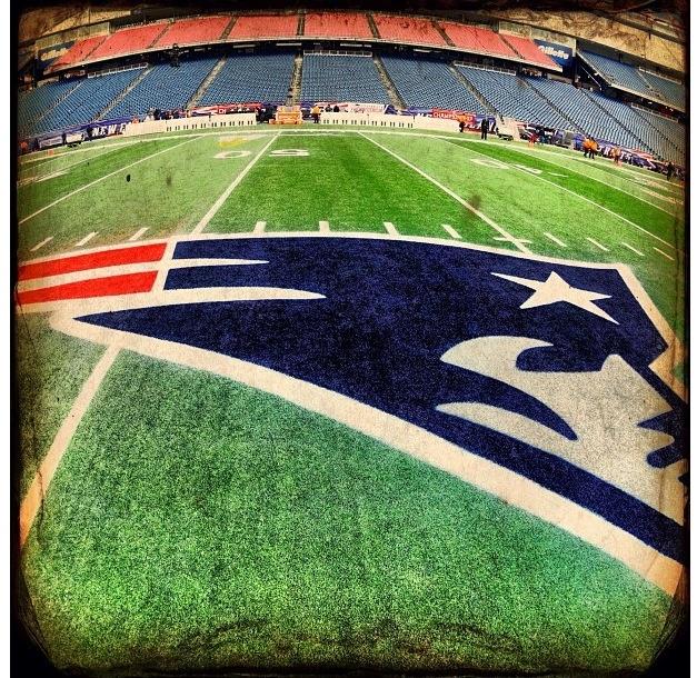 Patriots field