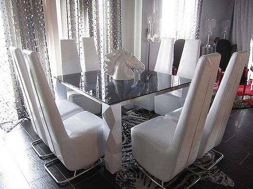 Square Glass Table Seats 8: 90 Best DRG Chairs Images On Pinterest