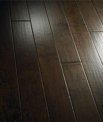 Perfect Artisan Hand Carved Engineered Hardwood Flooring   Pacific Treasures Laguna  Beach Maple. Dark Bamboo ...