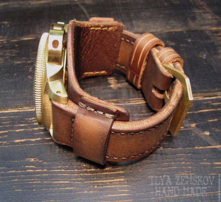 широкий кожаный браслет женский своими руками