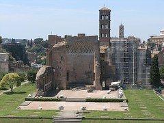 Roma, Italia, Hito, Arquitectura
