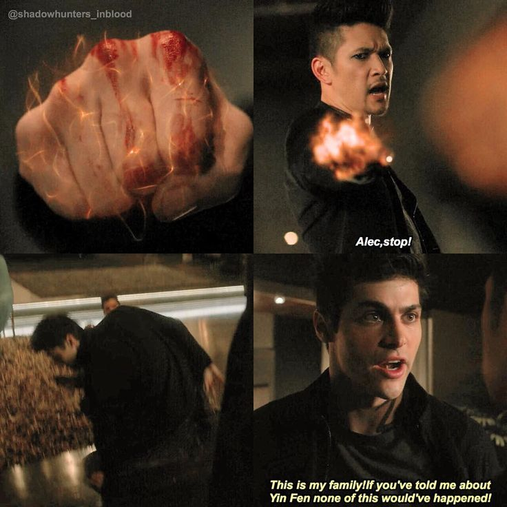 """#Shadowhunters 2x09 """"Bound by Blood"""""""