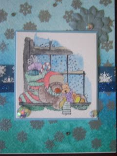 Christmas card  http://paperart-and-other-stories.blogspot.com/