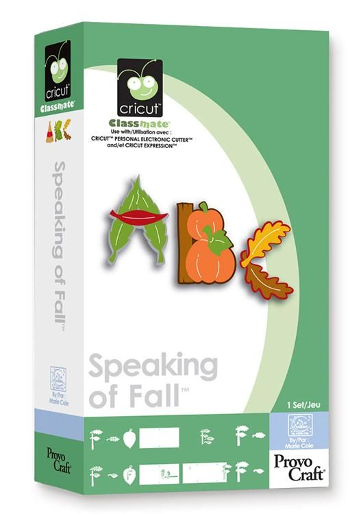 8 best images about Cricut - Speaking of Fall on Pinterest ...