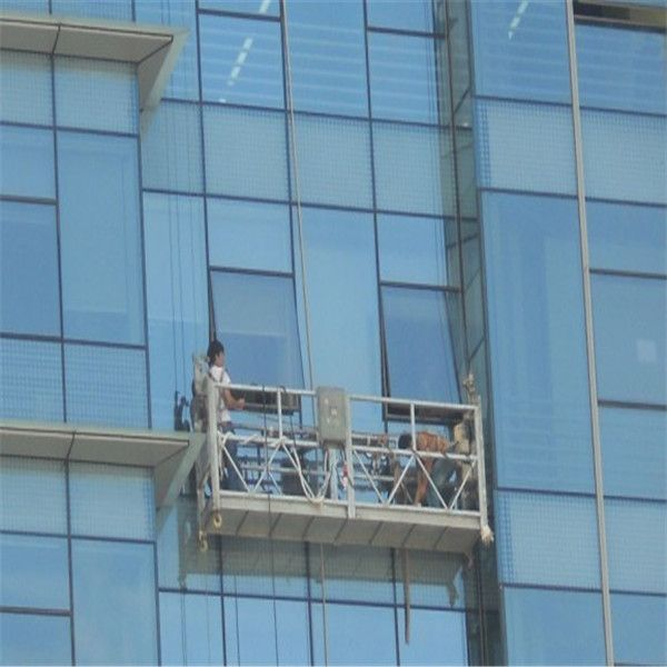 High Rise Window Cleaning Equipment | High rise window cleaning, Suspended  scaffolding, Platform