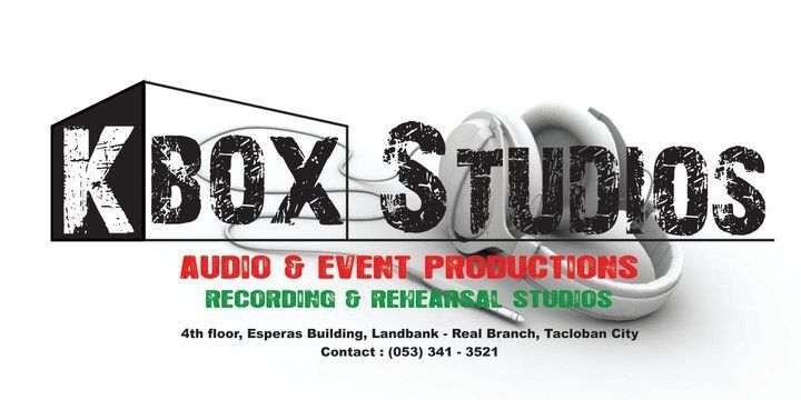 Check out Kbox Studios on ReverbNation