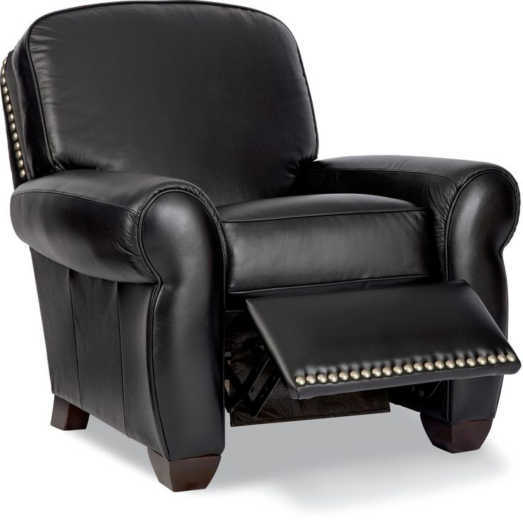 Lazy Boy Leather Recliners | Recliners Emerson High Leg Recliner with Nailhead Trim  sc 1 st  Pinterest & 29 best Den ideas images on Pinterest | Recliners Leather ... islam-shia.org