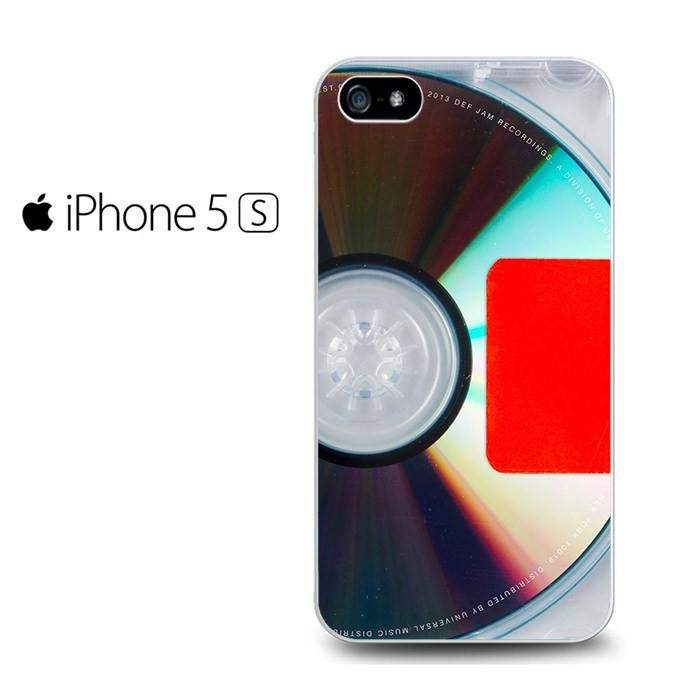 Kanye West Yeezus Album Cover Iphone 5 Iphone 5S Iphone SE Case