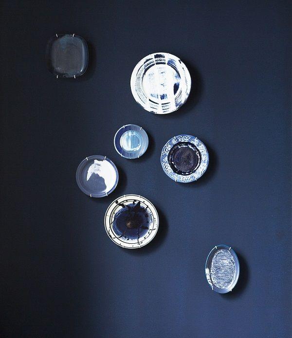 KARWEI | Een verzameling van verschillende borden geeft een bijzonder effect aan je muur. #woonwekenbijkarwei
