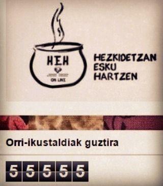 Datu borobila gaurkoa! Mila esker #HezkidetzarenAlde gure bidelagun izateagatik. #hezkidetza #HezkEH #igerrak #hezkuntza #ehu #blog
