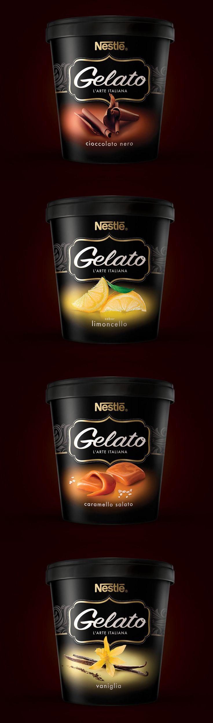 Nestlé Gelato-L'arte Italiana